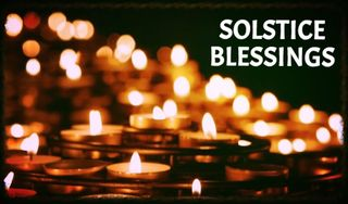 ##Solstice-Blessings