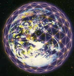 The Crystalline Grid of Earth - Living Love